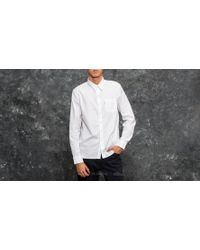 Levi's - Sunset One Pocket Shirt White - Lyst