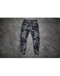 Footshop - Urban Classics Camo Ripstop Jogging Pants Darkcamo - Lyst