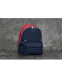 Footshop - Eastpak X Raf Simons Padded Pak'r Backpack Navy Canvas - Lyst