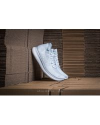 Nike | Free Rn Flyknit 2017 White/ White-pure Platinum | Lyst