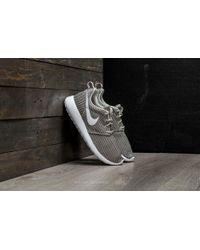 Nike | Roshe One (gs) Light Bone/ White-cobblestone | Lyst
