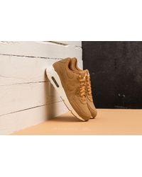 ee60b8baaa871a Nike - Air Max 90 Ultra 2.0 Ltr Flax  Flax-sail-gum Med