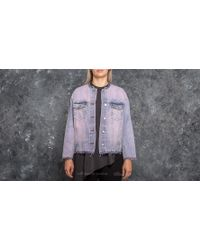 Footshop - Cheap Monday Tromber Jacket Bankrupt Pink - Lyst