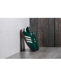 adidas Originals - Adidas Intack Spezial Dark Green/ Chalk White/ Dark Green - Lyst