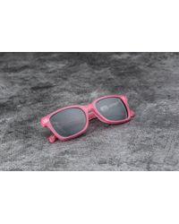 Stussy - Angelo Sunglasses Rose/ Green - Lyst