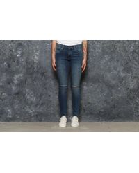Footshop - Cheap Monday Tight Jeans Cosmo Blue - Lyst