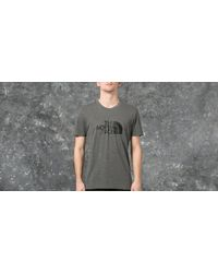 47c3cf05e7cf9 The North Face Long Sleeve Half Dome Tee (tnf Medium Grey Heather/weathered)  Men's T Shirt for Men - Lyst