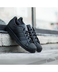 half off 12bc9 147fc adidas Originals - Adidas Superstar Core Black  Core Black  Core Black -  Lyst