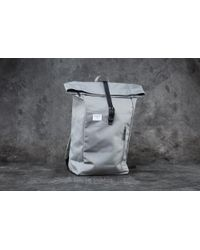 Footshop - Sandqvist Dante Backpack Grey - Lyst
