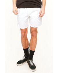 Forever 21 - Cotton Drawstring Shorts - Lyst