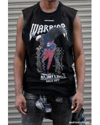 Forever 21 - Warrior Tour Muscle Tank - Lyst
