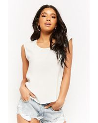 Forever 21 - Women's Woven High-low Top - Lyst