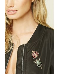 Forever 21 - Frog Pin Set - Lyst