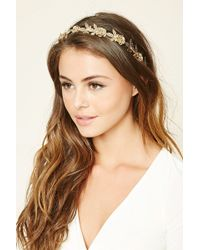 Forever 21 - Floral Headwrap - Lyst