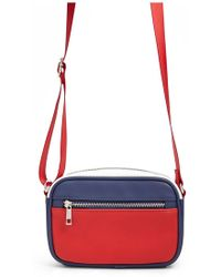 Forever 21 - Colorblock Crossbody Bag - Lyst