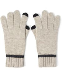 Forever 21 - Marled Knit Texting Gloves - Lyst