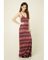 Forever 21 ikat watercolor dress images