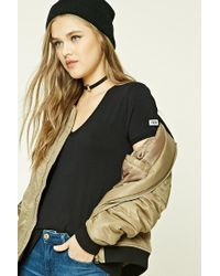 Forever 21 - Women's Friday Graphic Patch Tee Shirt - Lyst