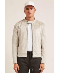 Forever 21 - Faux Suede Jacket - Lyst