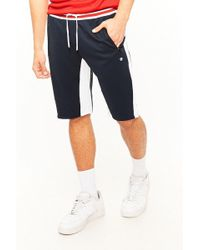 Forever 21 - Elbow Grease Athletics Varsity-striped Shorts - Lyst
