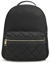 Forever 21 - Quilted Nylon Backpack - Lyst