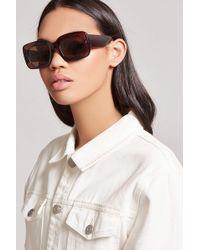 Forever 21 | Retro-inspired Square Sunglasses | Lyst