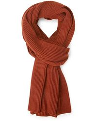 FOREVER21 - Ribbed Knit Scarf - Lyst