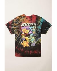 Forever 21 - Outcast Tie-dye Tee - Lyst