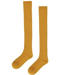Forever 21 - Ribbed Knit Over-the-knee Socks - Lyst