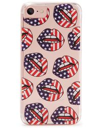 Forever 21 - Lips Case For Iphone 6/6s - Lyst