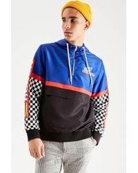 Forever 21 - Honda Hooded Colorblock Pullover - Lyst
