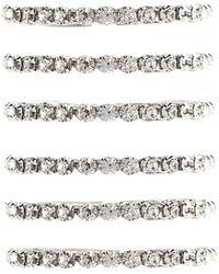Forever 21 - Rhinestone Bracelet Set - Lyst