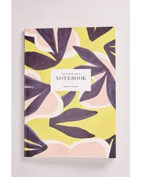 Forever 21 - Pretty Paper Botanical-printed Notebook - Lyst