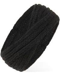 Forever 21 - Ribbed Cross-front Headwrap - Lyst