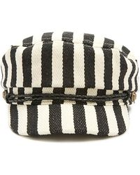 Forever 21 - Striped Cabby Hat - Lyst