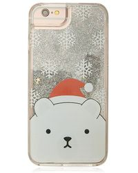 Forever 21 - Glitter Waterfall Case For Iphone 6/6s/7 - Lyst