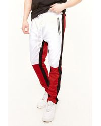 Forever 21 - American Stitch Colorblock Track Pant - Lyst
