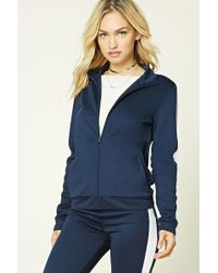 Forever 21 - Women's Contemporary Track Jacket - Lyst