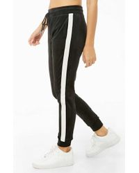 Forever 21 - Active Velour Joggers - Lyst