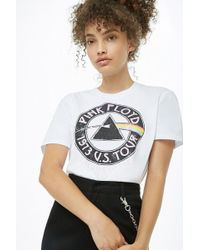 Forever 21 - Pink Floyd Tour Graphic Tee - Lyst