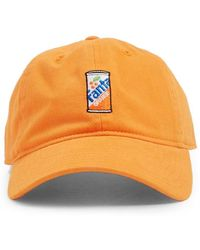 d06c7268 Forever 21 Property Of No One Graphic Cap in Blue - Lyst