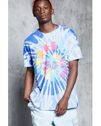 Forever 21 - Bears & Tie-dye Graphic Tee - Lyst