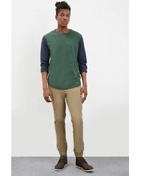 Forever 21 - Chino Drawstring Joggers - Lyst