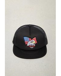 Forever 21 - Men Eagle Trucker Hat - Lyst