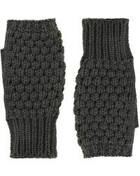 Forever 21 - Fingerless Knit Mittens - Lyst