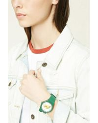 Forever 21 | Taco Graphic Analog Watch | Lyst
