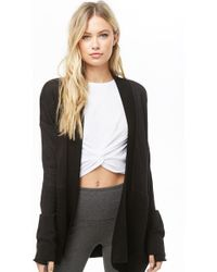 Forever 21 - Active Knit Cardigan - Lyst