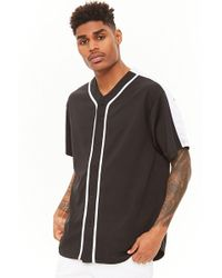 Forever 21 - Victorious Baseball Jersey - Lyst