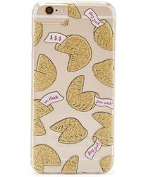 Forever 21 - Fortune Case For Iphone 6/6s - Lyst