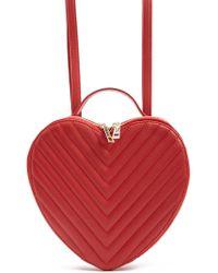 Forever 21 - Heart Shaped Backpack - Lyst